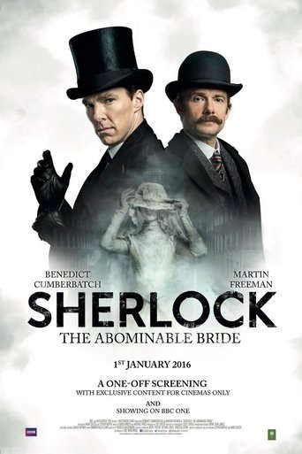 Poster of Sherlock The Abominable Bride